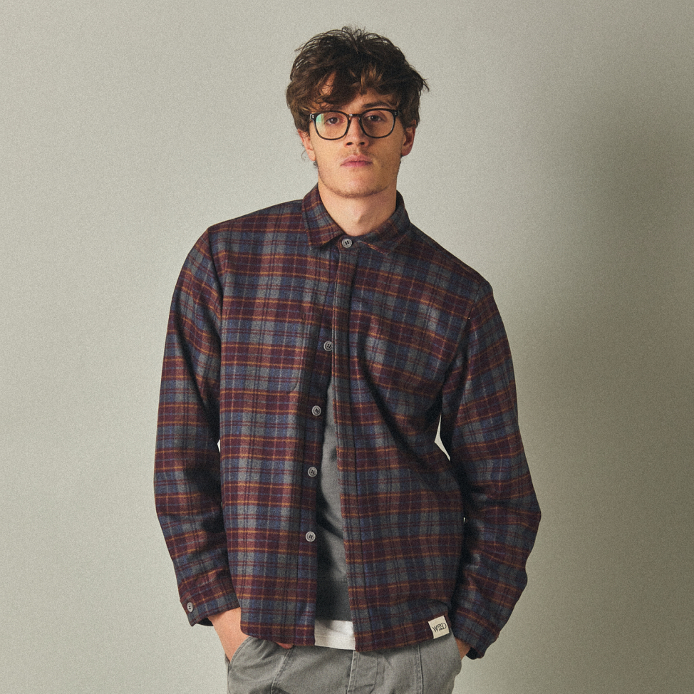 Wool Shirt LTD1