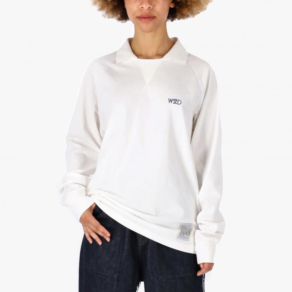 Polo Sweatshirt